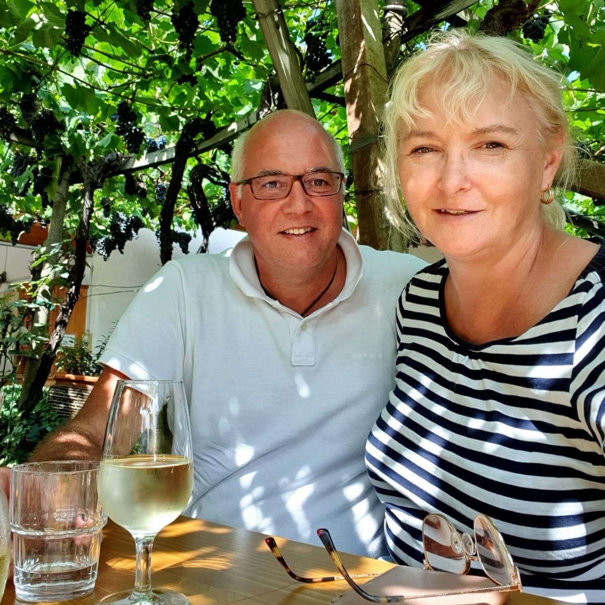 Anette und Peter Jäger